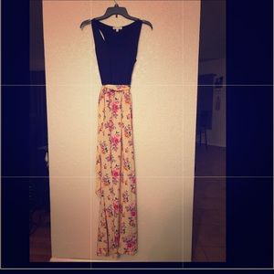 Women's gorgeous dress